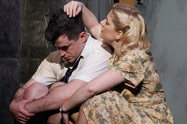 Bobby Fox and Helen Dallimore - Blood Brothers