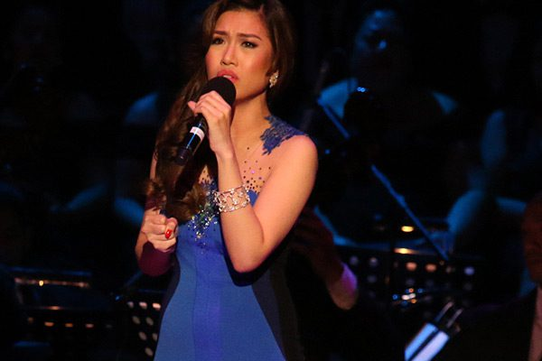 Rachelle Ann Go - Do You Hear The People Sing?