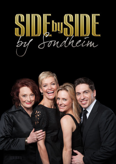 Side By Side By Sondheim poster