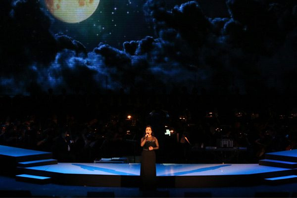 Lea Salonga - Too Much For One Heart