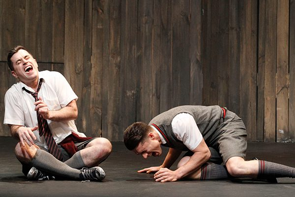 Bobby Fox, Josh Piterman - Blood Brothers (Melbourne)