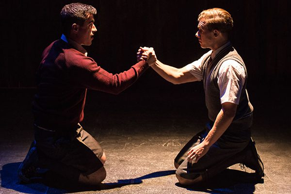 Bobby Fox and Blake Bowden - Blood Brothers