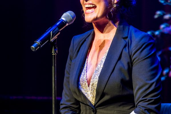 Ruthie Henshall - Brisbane Seated - Pic by Darren Thomas
